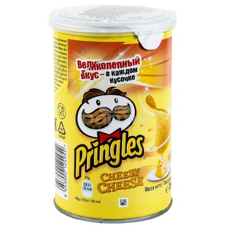 Չիպս «Pringles» պանիր 70գ