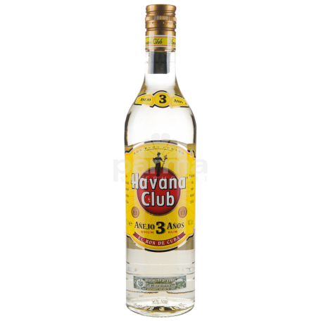 Ռոմ «Havana Club Anejo» 700մլ