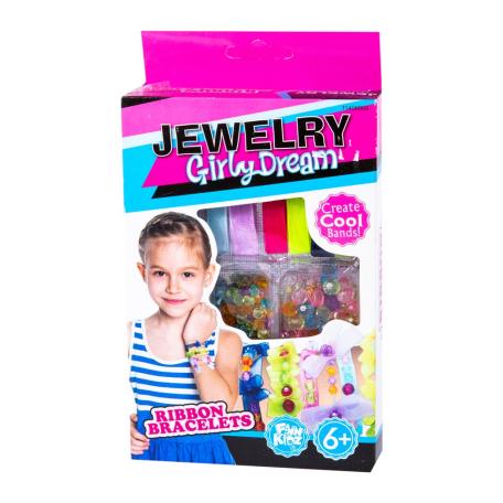 Հավաքածու «Jawelry Ribbon Bracelets»