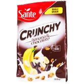 Փաթիլներ վարսակի «Sante Crunchy» 350գ