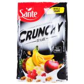 Փաթիլներ վարսակի «Sante Crunchy» մրգային 350գ