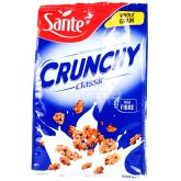 Փաթիլներ վարսակի «Sante Crunchy» դասական 350գ