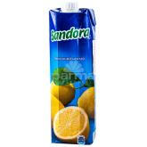 Հյութ բնական «Sandora» կիտրոն 950մլ