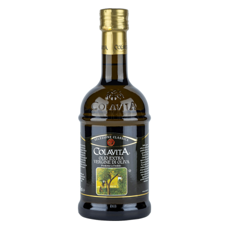 Ձեթ ձիթապտղի «Colavita» 500մլ