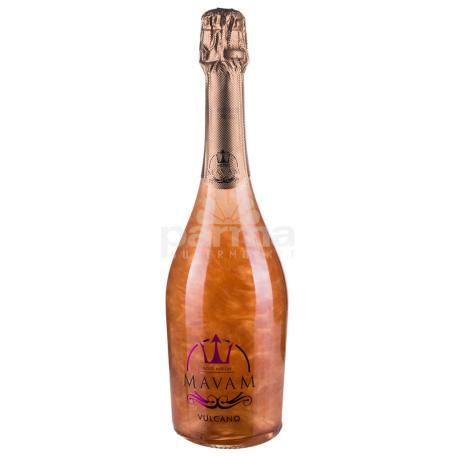 Գինի փրփրուն «Mavam Vulcano» 750մլ