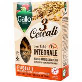 Մակարոն «Gallo 3 Cereali Fusilli» 250գ