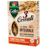 Մակարոն «Gallo 3 Cereali Tortiglioni» 250գ