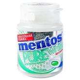Մաստակ «Mentos Pure White» 54գ