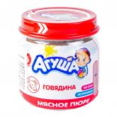 Խյուս «Агуша» տավարի միս 80գ
