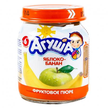 Խյուս «Агуша» խնձոր, բանան 115գ