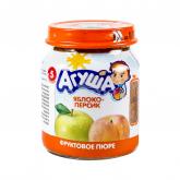 Խյուս «Агуша» խնձոր, դեղձ115գ