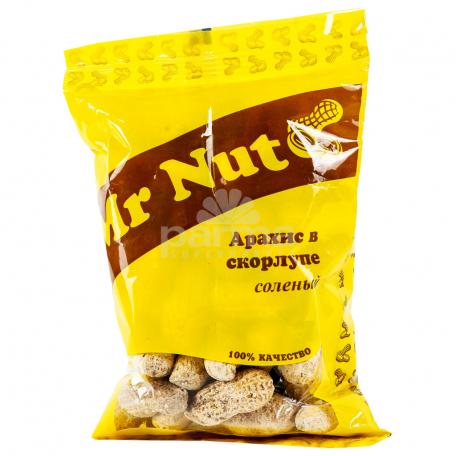 Գետնանուշ «Mr Nut» աղի 140գ