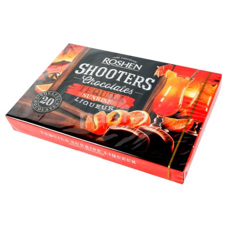 Շոկոլադե կոնֆետներ «Roshen Shooters» 150գ