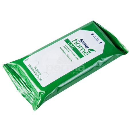 Անձեռոցիկ խոնավ  «Amway» մաքրող 24հ