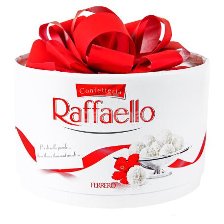 Կոնֆետ «Confetteria Raffaello» 200գ