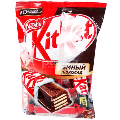 Բատոն «KitKat» մուգ շոկոլադ 169գ