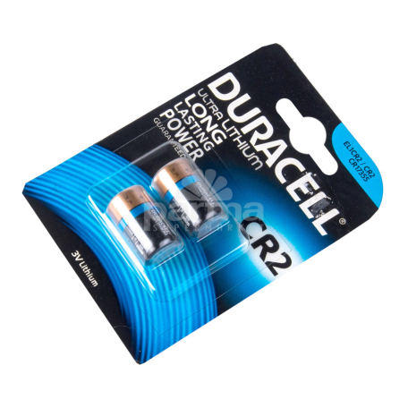 Մարտկոց «Duracell» CR2