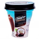 Կոկտեյլ յոգուրտային «Danisimo» կոկոս, շոկոլադ 5.7% 260գ