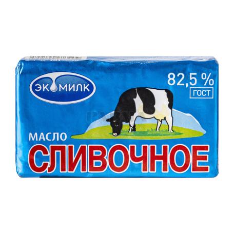 Կարագ «Экомилк» 82.5% 450գ
