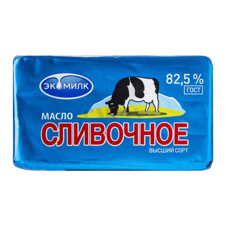 Կարագ «Экомилк» 82.5% 180գ