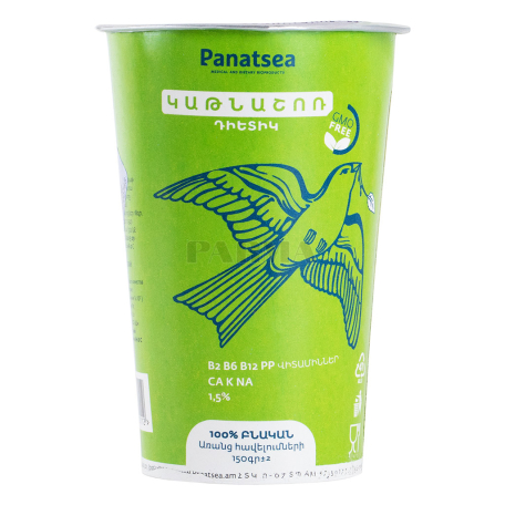 Կաթնաշոռ «Նարինե Panatsea» դիետիկ 1.5% 200գ