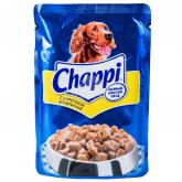 Շան խոնավ կեր «Chappi» հավ 100գ