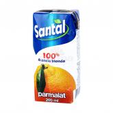 Հյութ բնական «Santal» նարինջ 200մլ