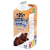 Կոկտեյլ կաթնային «Белый Город» շոկոլադ 1.2% 200մլ