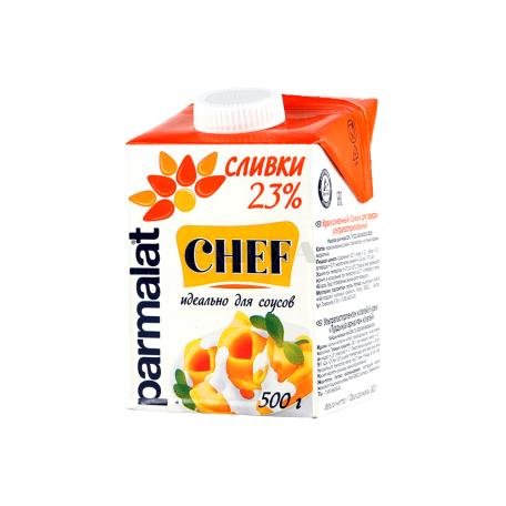 Սերուցք «Parmalat Chef» 23% 500մլ