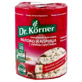Հացիկ «Dr.Korner» խնձոր, դարչին 90գ