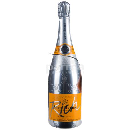 Շամպայն «Veuve Clicquot Rich» 750մլ