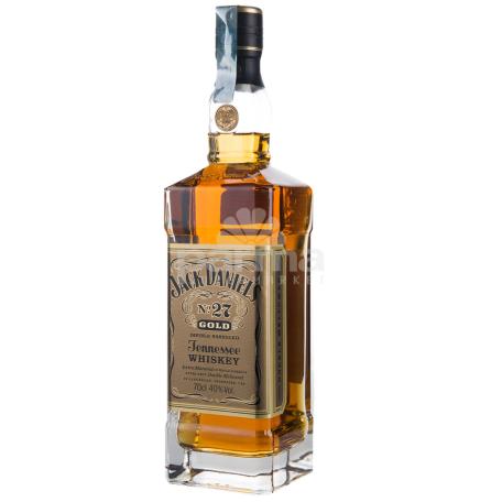 Վիսկի «Jack Daniel`s Gold No.27» 700մլ