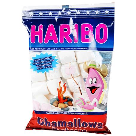 Պաստեղներ «Haribo Chamallows Barbecue» 175գ