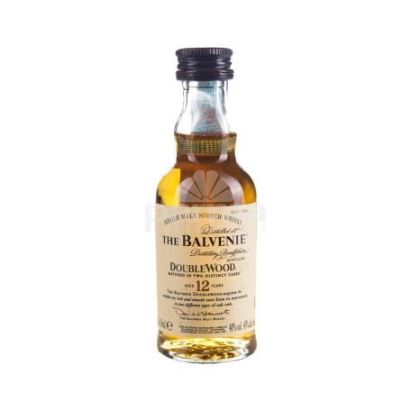 Վիսկի «The Balvenie» 12տ 50մլ