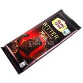 Շոկոլադե սալիկ  «Alpen Gold» մուգ շոկոլադ 70% 85գ