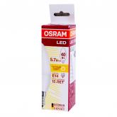 Լամպ «Osram Led» 5.7W E14