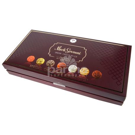 Շոկոլադե կոնֆետներ «Մարկ Սևունի» 165գ
