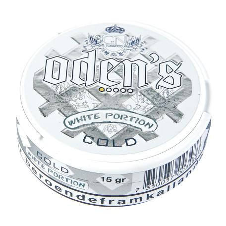 Սնուս «Odens White» cold portion 15գ