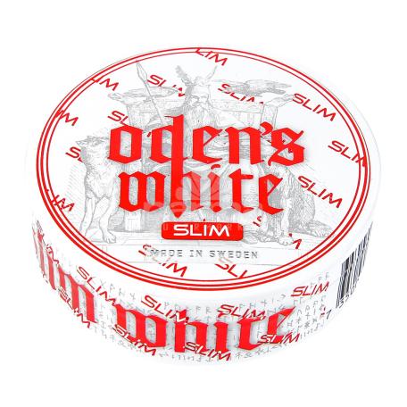 Սնուս «Odens White Slim» 20գ