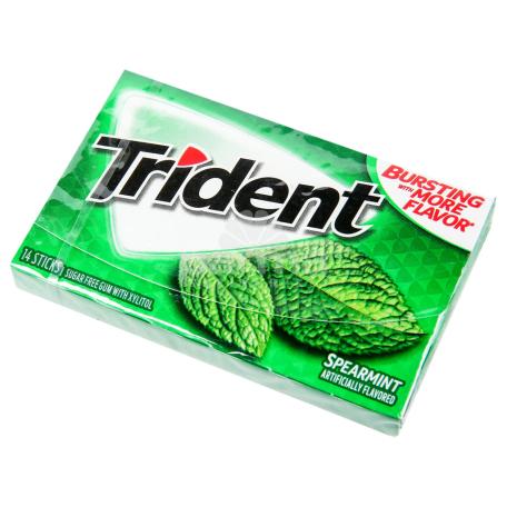 Մաստակ «Trident» անանուխ