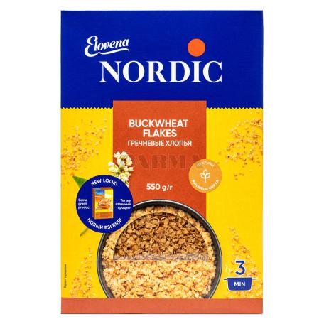 Փաթիլներ հնդկաձավարի «Nordic» 550գ