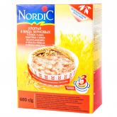 Փաթիլներ «Nordic» 4 տեսակի հացահատիկներ