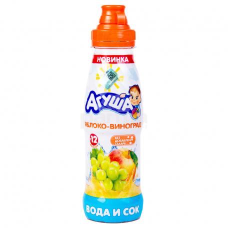 Հյութ «Агуша» խնձոր, խաղող 300մլ