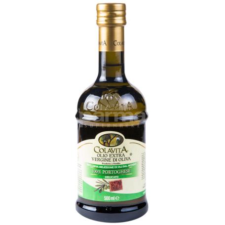 Ձեթ ձիթապտղի «Colavita Delicato» 500մլ