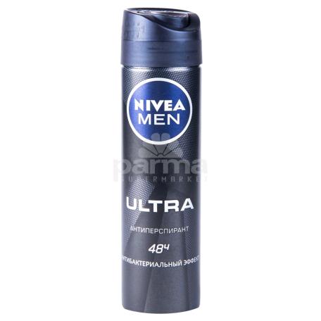 Հակաքրտինքային միջոց «Nivea for Men Ultra» 150մլ