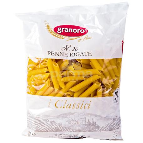 Մակարոն «Granoro Penne Rigate N26» 500գ