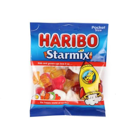 Դոնդողանման կոնֆետներ «Haribo Starmix» 100գ
