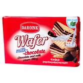 Վաֆլի «Դարոյնք» կաթ, շոկոլադ 180գ