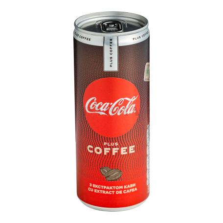 Զովացուցիչ ըմպելիք «Coca-Cola» սուրճ 250մլ