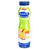 Յոգուրտային ըմպելիք «Ehrmann Alpenland» դեղձ, մարակույա 1.2% 290գ